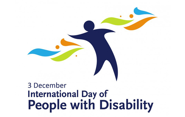 International Day of People with Disabilty logo