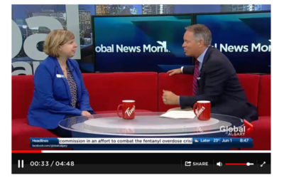 Global TV Interview with Darby Young