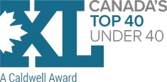 Level Playing Field's Darby Lee Young Awarded Canada's Top 40 Under 40®